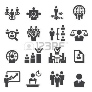 43648530 human resources and management icons 300x300