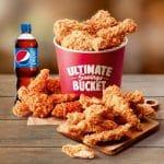 KFC Fried Chicken in Red Hills | Taste it your favorite food-opening 2020 Feb 5