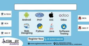 Agile Academy is an IT Professional Training Center in Gujrat
