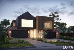 3D Architectural rendering services in Gujarat