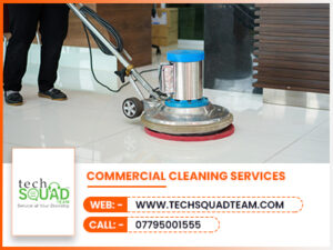 Commercial Cleaning 300x225