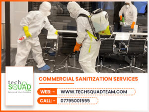Commercial Sanitization 300x225