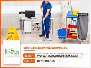 Office Cleaning Services 300x225