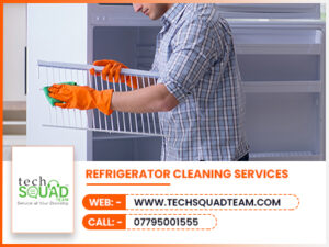 Refrigerator Cleaning 300x225