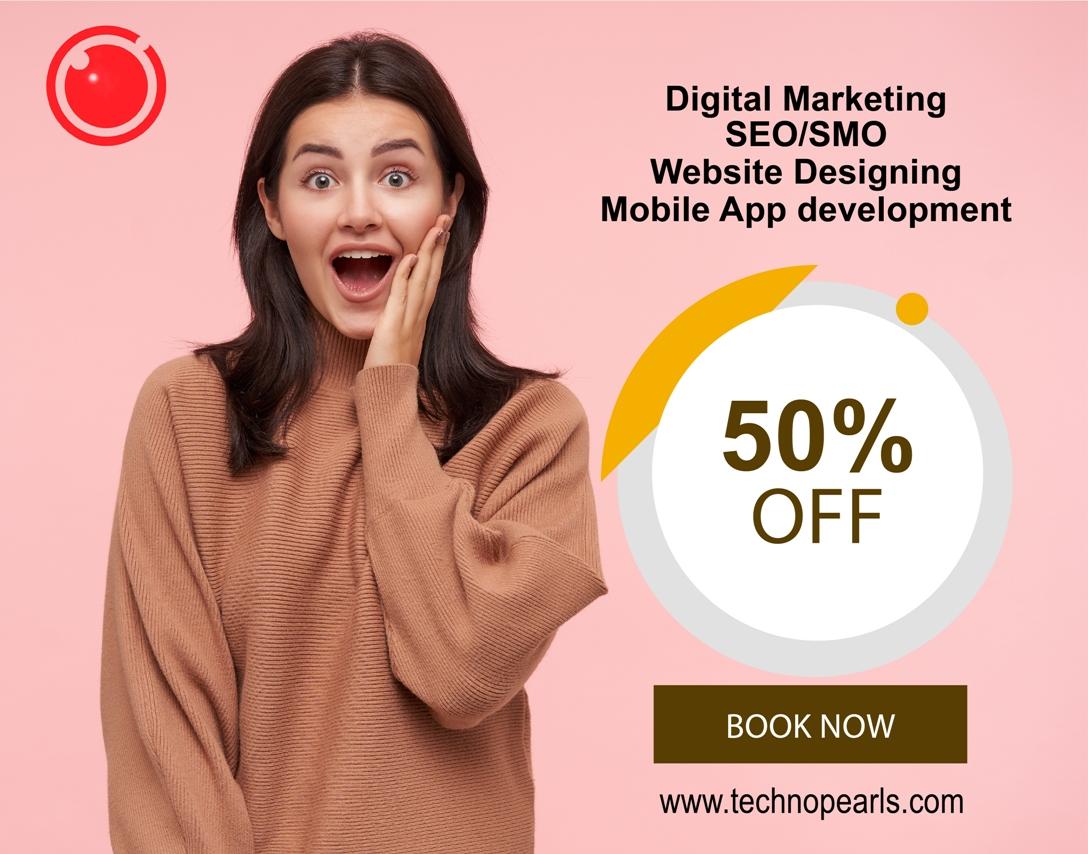 TechnoPearls Best SEO Company Delhi NCR
