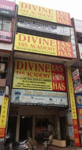 Divine IAS Academy 165x300